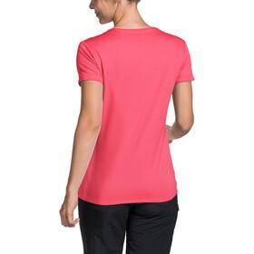 VAUDE Essential T-Shirt Femme, bright pink